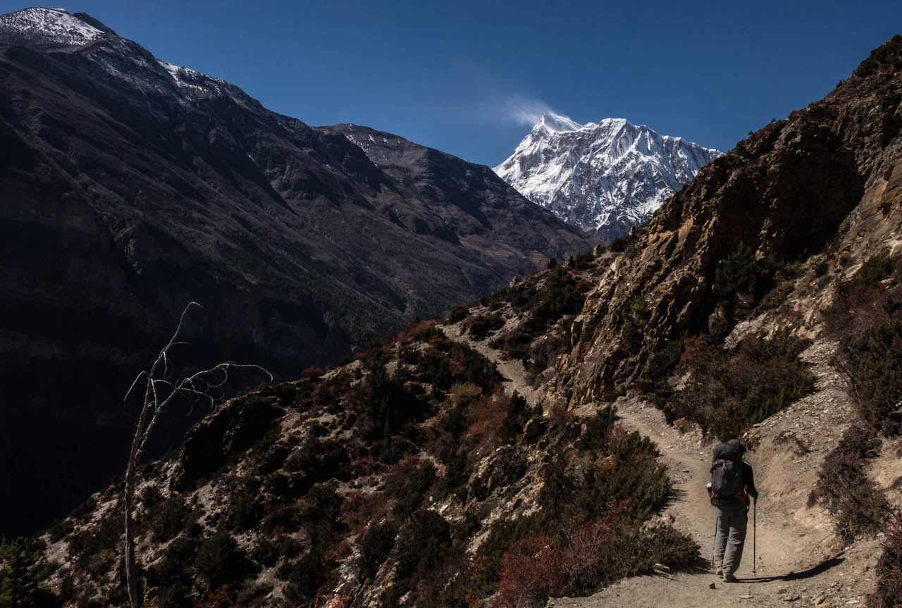 Week Two of hiking the Annapurna Circuit